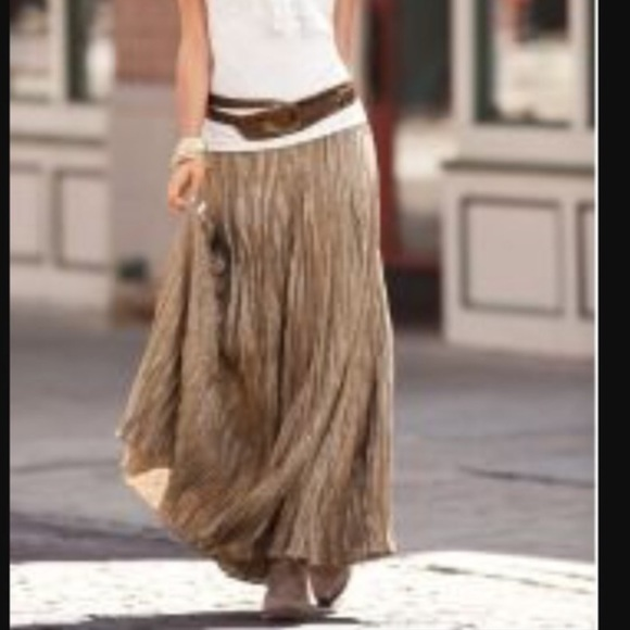 Double D ranch Skirts | Reduced Tiered Broomstick Skirt | Poshma