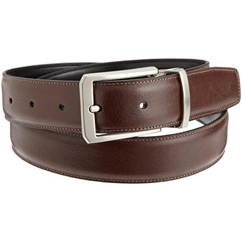 Mens Brown Dress Belt: Amazon.c