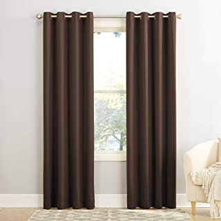 Brown Curtains & Draperies | Amazon.c