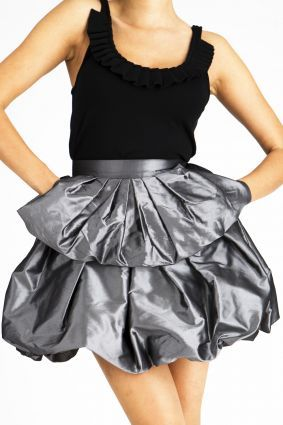 bubble skirts - Google Search | Types of skirts, Bubble skirt, Skir