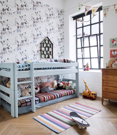 bunk beds (With images) | Kids bunk beds, Modern bunk beds, Kid be