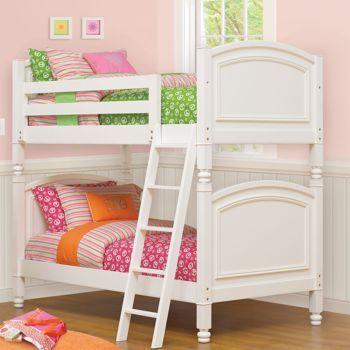 Costco: Cafekid Hailey Twin Bunk | Kid beds, Cheap bunk beds, Bunk .