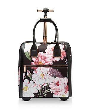 Iguazu Print Travel Bag - Black | Women accessories bags, Travel .