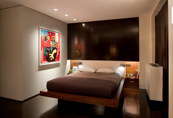 20 Beautiful Bedrooms with California King Beds | Home Design Lov