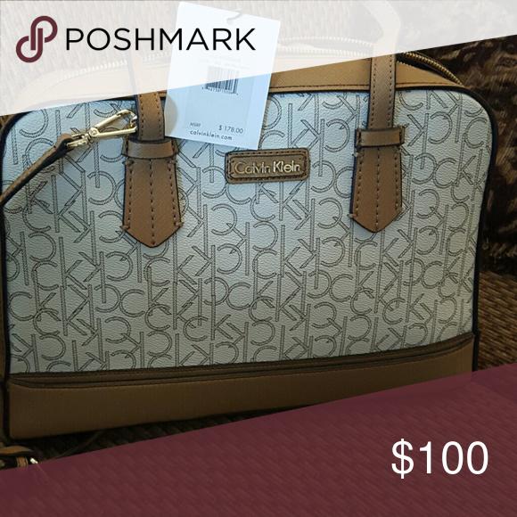 Designer Handbag NWT | Calvin klein bag, Ck calvin klein, Designer .