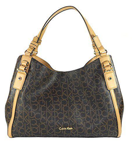 Calvin Klein Handbag, Hudson CK Signature Tote (With images .