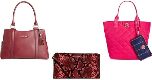 Macy's: Designer Handbags $49 Calvin Klein, Tommy Hilfiger .