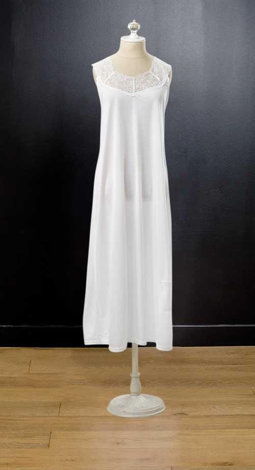Camisole Slip - $24.99 | LDS Temple Dresses & Slips | White Elegan