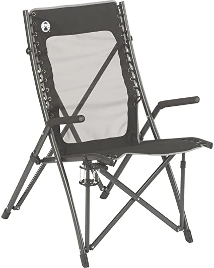 Amazon.com : Coleman ComfortSmart Suspension Camping Chair .