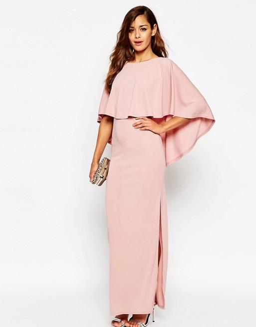 ASOS Extreme Cape Maxi Dress | AS