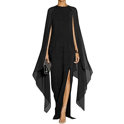 Cape Sleeve Dresses: Amazon.c