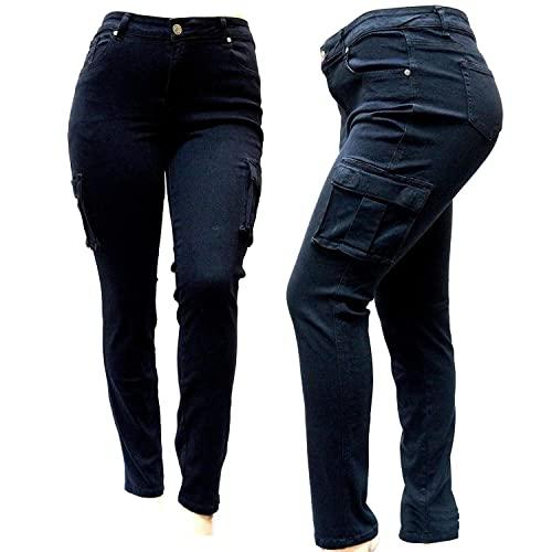 Women's Cargo Jeans: Amazon.c