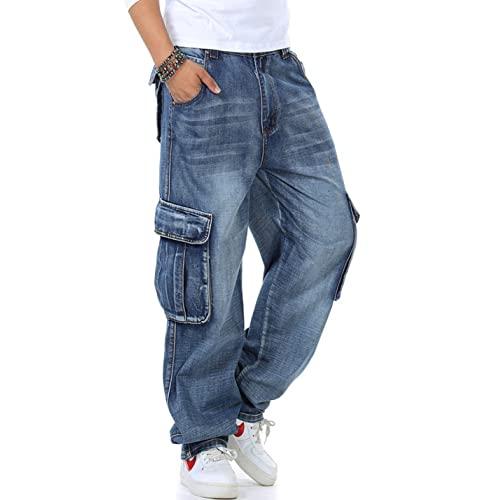 Men's Cargo Jeans: Amazon.c