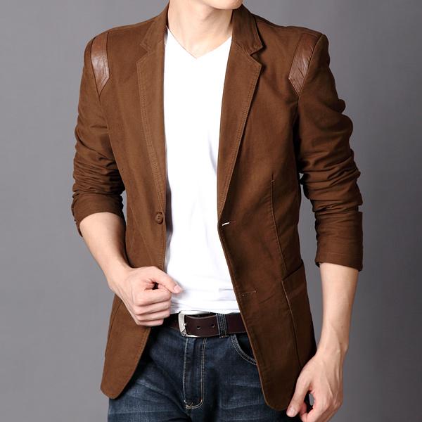 "Men's Casual Blazer M1 - ""ELEGANT MAN"" STO"