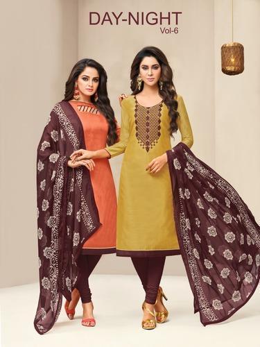 Cotton Unstitched Casual Salwar Kameez, Rs 12 /piece Kapdavilla .