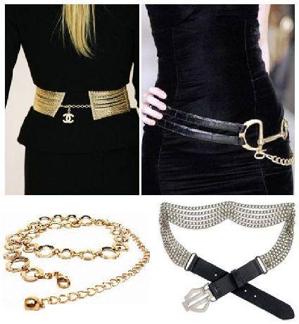 Chain Belts For Women