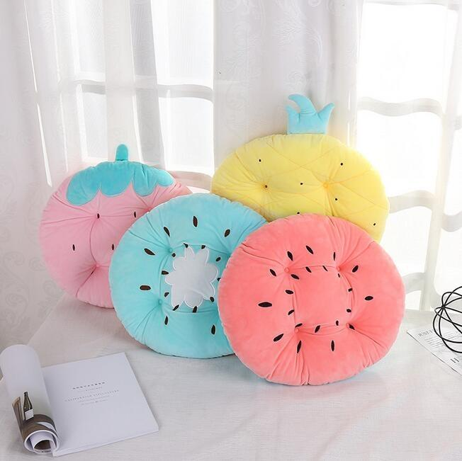 Comfortable Fruit 3D Pillows Chair Cushions Fruit Pillow Luxury .