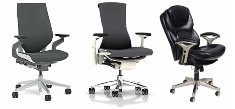 7 Best Office Chairs for Lower Back Pain (2020 Updat
