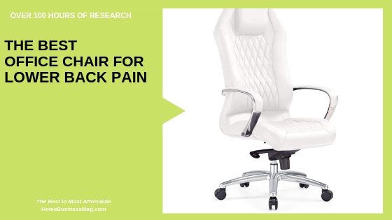 The Best Office Chair for Lower Back Pain | Insider Secre