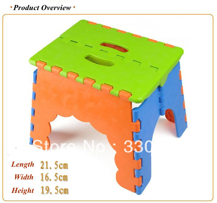 2013 New style kids/children folding chair , Plastic folding chair .