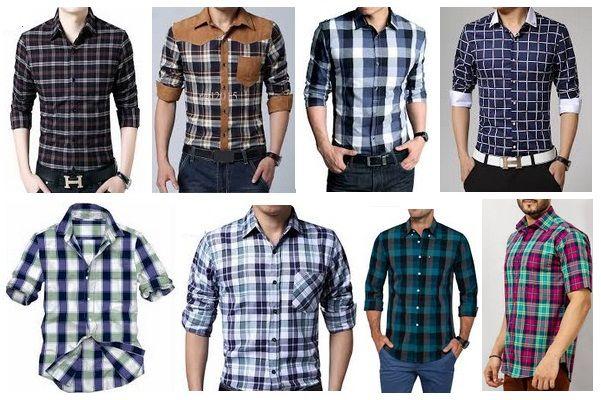 Checks Shirts For Mens