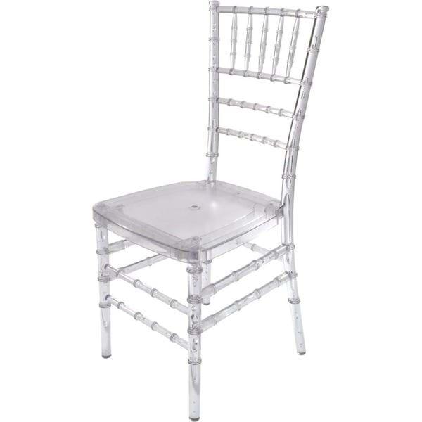 Crystal Chiavari Chairs | Clear Chiavari Chairs | National Event .
