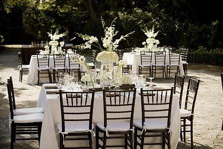 Mahogany Chiavari Chairs – Spoil Me Rotten Party & Event Renta