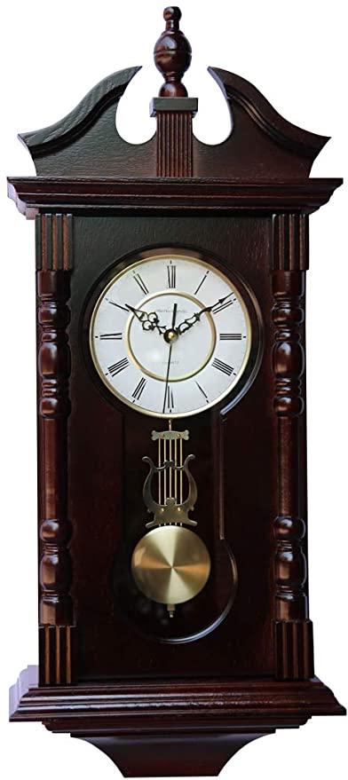Amazon.com: Vmarketingsite Wall Clocks: Grandfather Wood Wall .