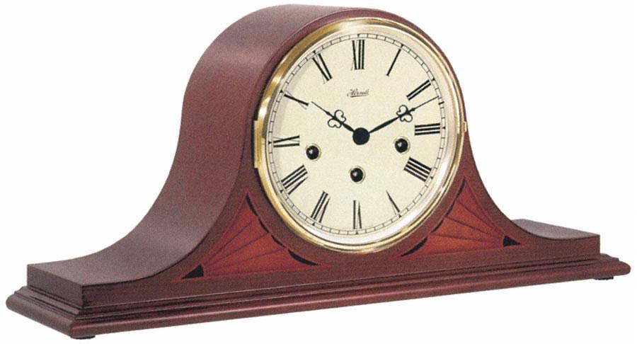 Remington Keywound Triple Chime Mantel Clock by Herm