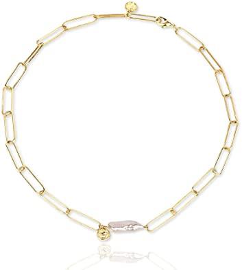 Amazon.com: Une Douce Choker Necklaces for Women, Chain Link .