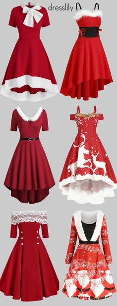 673 Best Christmas clothing images in 2020 | Fashion, Style, Dress
