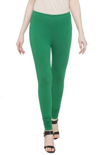 Buy STOP Womens Solid Churidar Pants | Shoppers St
