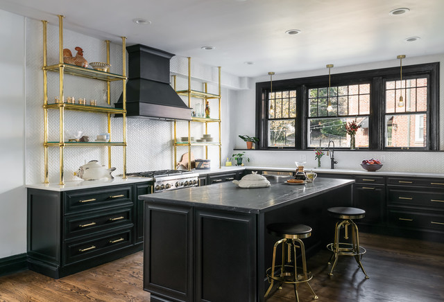 8 Elements of Classic Kitchen Sty