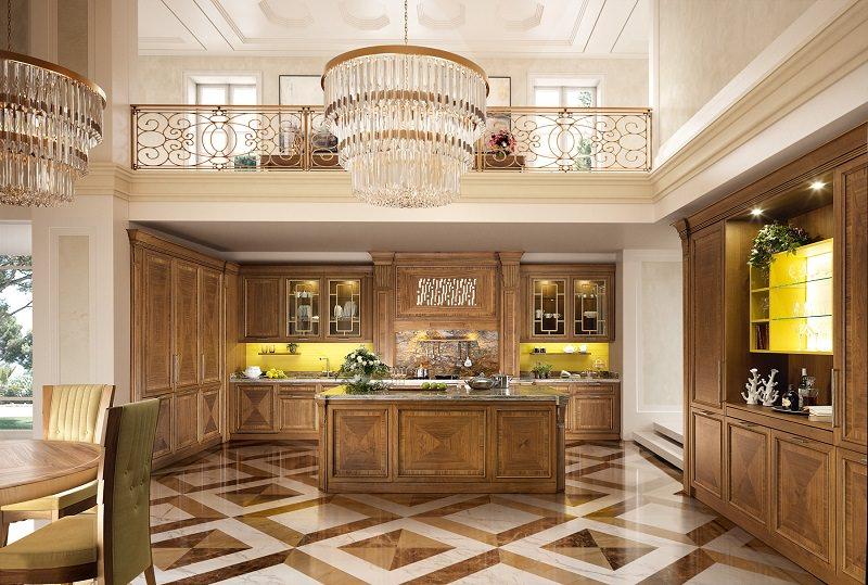 Classy Kitchen Design - Martini Mobili Presents Norma   Archi .