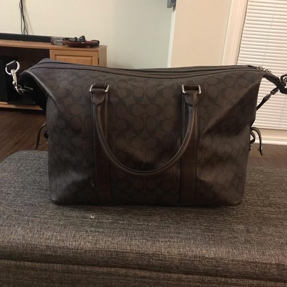 Coach Bags | Duffle Bag Weekender | Poshma