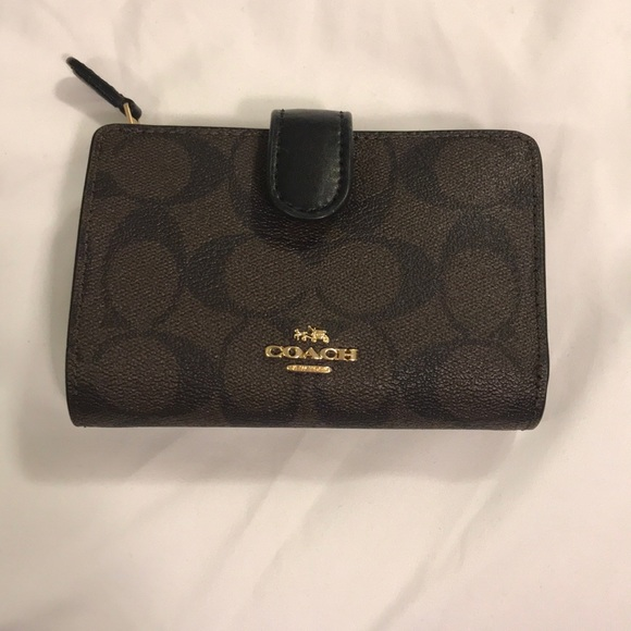 Coach Bags | Brown Womens Wallet | Poshma