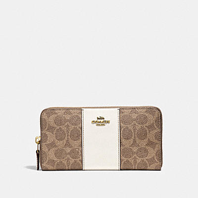 COACH Official Site Official page|WOMEN | LARGE WALLE