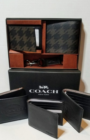 Coach Bags | Mens Wallets | Poshma