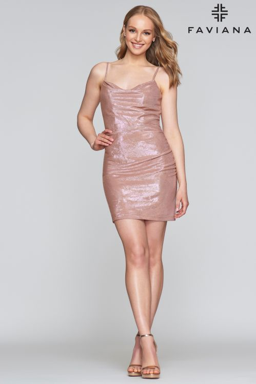 Cocktail Dresses - Designer Cocktail Dresses | Favia