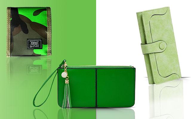 Best Green Wallets 2018 - Best Wallet Revi