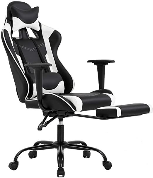 Amazon.com: Ergonomic Office Chair PC Gaming Chair Desk Chair .