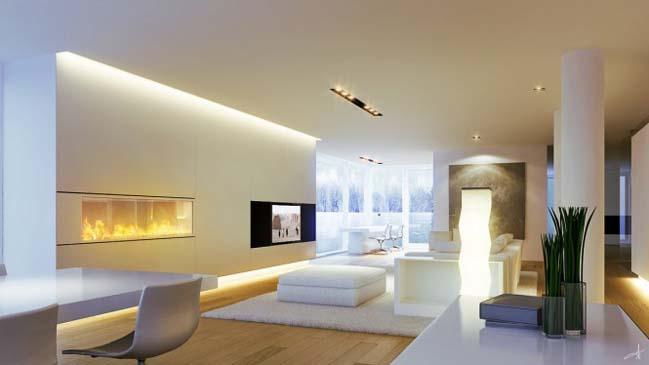 Contemporary living room designs collecti