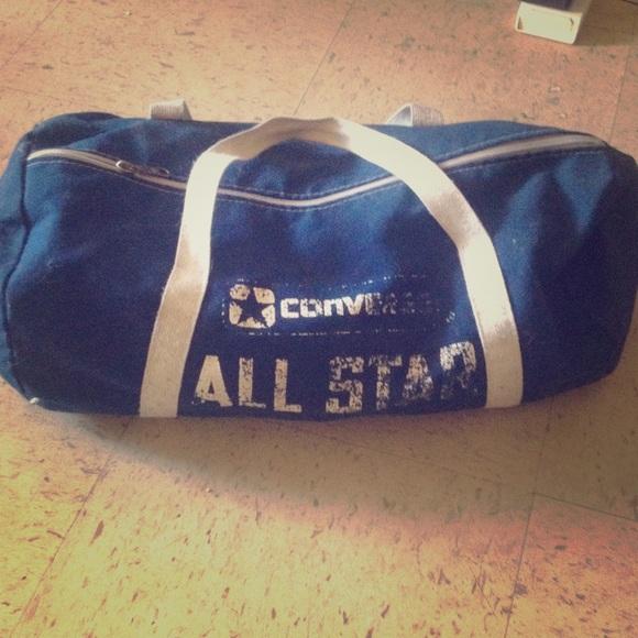 Converse Bags | Vintage Duffel Bag | Poshma