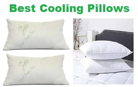 Top 15 Best Cooling Pillows in 2020 - Complete Gui
