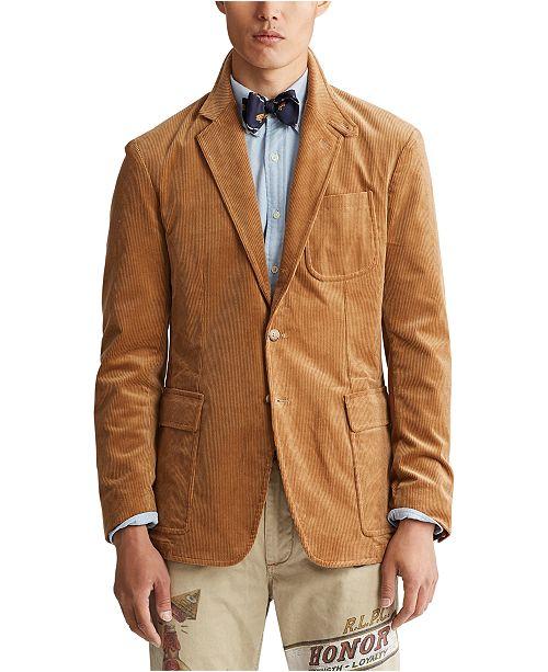 Polo Ralph Lauren Men's Stretch Corduroy Sport Coat & Reviews .