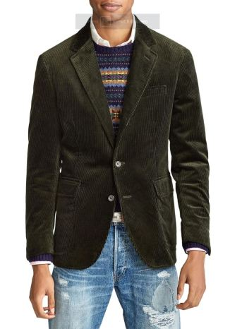 Best Corduroy Blazers and Jackets To Stay Warm & Classy All Winter .