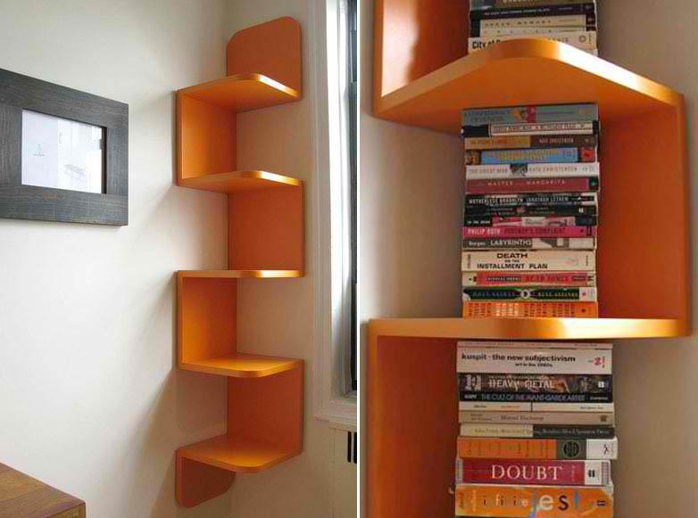 Discover 14 Best Corner Shelf Designs For Your Home | Decohol