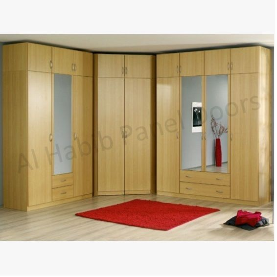 Affordable Fitted Corner Wardrobe Hpd515 - Fitted Wardrobes - Al .
