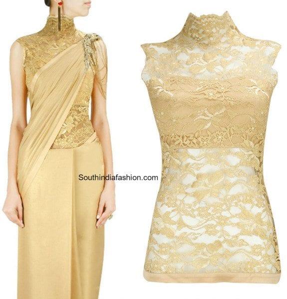 Hot Fashion Trend - Corset Blouses! – South India Fashi