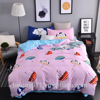 Wholesale Modern Fashion Design 100% Cotton Fabric For Bed Sheet .